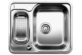Мойка для кухни Blanco Lantos 6-IF с клапаном-автоматом