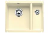 Мойка для кухни Blanco Subline 350/150-U с клапаном-автоматом