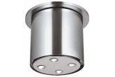 Вытяжка для кухни Faber ZOOM, 400 мм, нержавеющая сталь