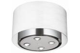 Вытяжка для кухни Faber VANILLA (SET), 520 мм, нерж.сталь+матовый белый