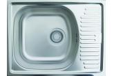 Мойка для кухни Franke ETN 611-56 1.5, чаша слева (Матовая)