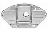 Угловая мойка для кухни Longran Lotus LT 945.510 -ХT8P 2C