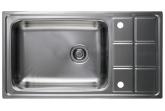Мойка для кухни Longran Jumbo JM 915.500 -XT8P