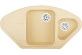 Мойка для кухни из искусственного камня Longran Lotus LTG 960.510 15