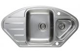 Угловая мойка для кухни Longran Lotus LT 945.510 15 -ХT8P 2C