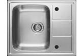 Мойка для кухни Longran Lotus LT 615.500 -ХT8P