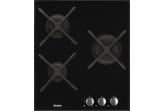 Варочная панель Longran FH4540 450x510 GAS, Black Glass