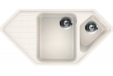 Угловая мойка для кухни Schock Signus 90С (С-150) Cristadur