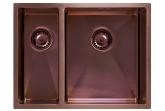 Мойка для кухни Seaman Eco Marino SME-575D (PVD)