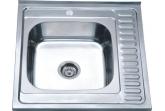 Мойка для кухни Sinklight 600x600 (Накладная)