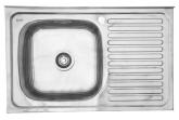 Мойка для кухни Sinklight 800x500 (Накладная)