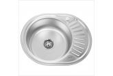 Мойка для кухни Sinklight N 5745 L 0.8/180