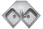 Угловая мойка для кухни Teka Angular 2B