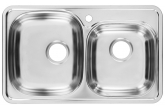 Мойка для кухни Юкинокс Комфорт CO 780.480 20