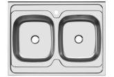 Мойка для кухни Юкинокс Стандарт STM 800.600 20