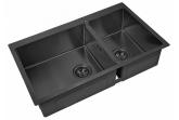 Мойка для кухни Zorg PVD 78-2-51