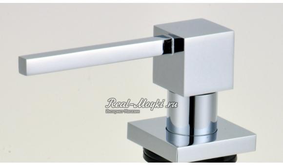 Дозатор для жидкого мыла AquaSanita DQ-001 (Quadro)