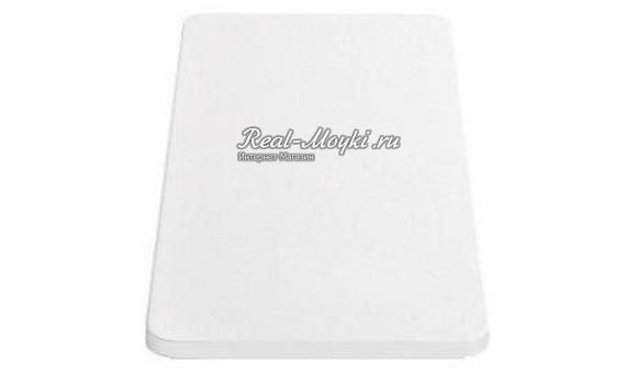 Разделочная доска Blanco 217611 из белого пластика