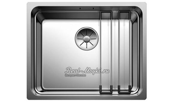 Мойка для кухни Blanco Etagon 500-U, зеркальная полировка