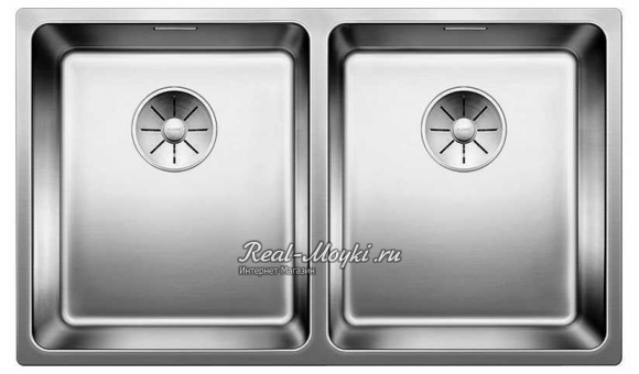 Мойка для кухни Blanco Andano 340/340-IF