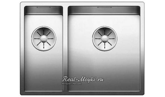 Мойка для кухни Blanco Claron 340/180-U