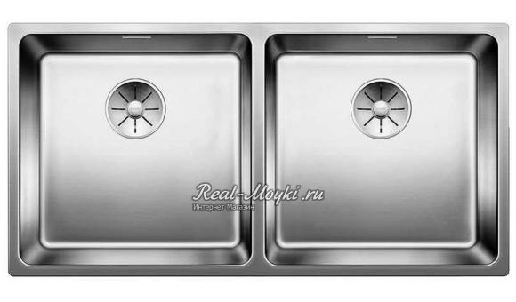 Мойка для кухни Blanco Andano 400/400-IF