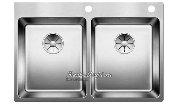Мойка для кухни Blanco Andano 340/340-IF-A