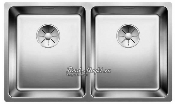 Мойка для кухни Blanco Andano 340/340-U