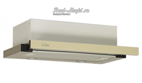 Вытяжка для кухни Elikor Интегра GLASS 50Н-400-В2Д