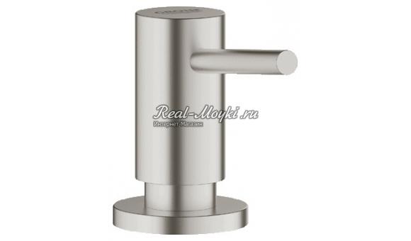 Дозатор для жидкого мыла Grohe Cosmopolitan 40535DC0 суперсталь