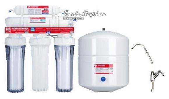 Фильтр для воды Новая Вода O600