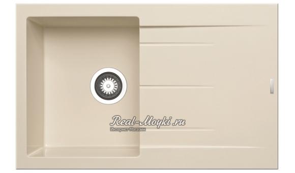 Мойка для кухни Pyramis Alazia 1B 1D (79X50)