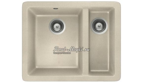 Мойка для кухни Schock Quadro 60 Plus (N-150) Cristalite