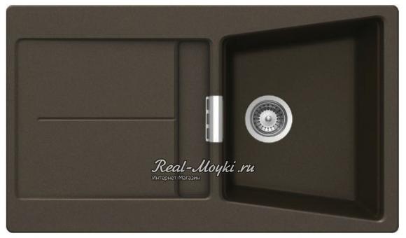 Мойка для кухни Schock Opus 45D Cristadur 860x500 (D-100)
