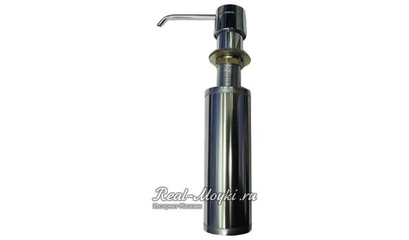 Дозатор для жидкого мыла Seaman SSA-001, хром