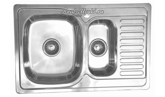 Мойка для кухни Sinklight 780x500 1.5