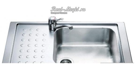 Мойка для кухни Smeg LV951S-3