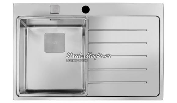 Мойка для кухни Teka ZENIT R15 1B 1D RHD 78 2 AUTO WASTE POLISHED