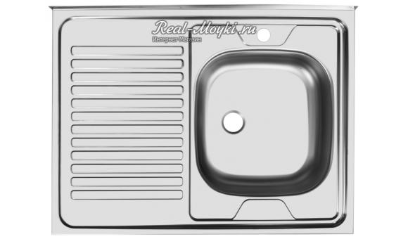 Мойка для кухни Юкинокс Стандарт ST 800.600