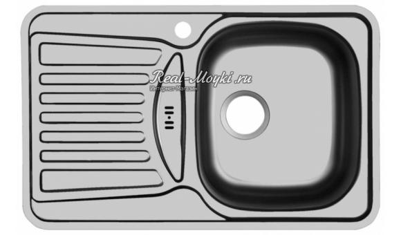 Мойка для кухни Юкинокс Комфорт CO 778.488