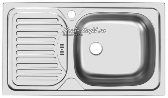 Мойкa для кухни Юкинокс CL 760.435