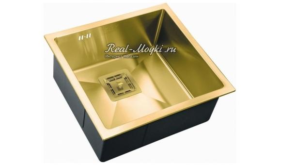 Мойка для кухни Zorg SZR-4844 Bronze