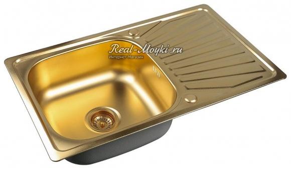 Мойка для кухни Zorg SZR 7848 Bronze