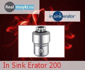 Диспоузер для кухни In Sink Erator Evolution 200