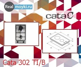 Варочная поверхность Cata 302 TI/B