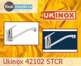Кухонный смеситель Ukinox 42102 STCR