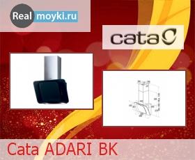 Кухонная вытяжка Cata Adari 60