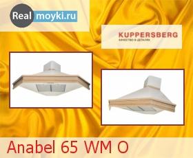 Кухонная вытяжка Kuppersberg Anabel 65 WM O