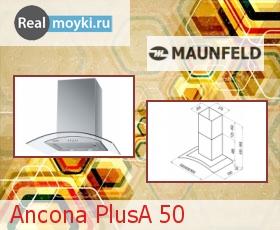 Кухонная вытяжка Maunfeld Ancona PlusA 50