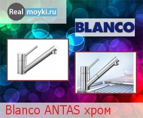 Кухонный смеситель Blanco Antas хром